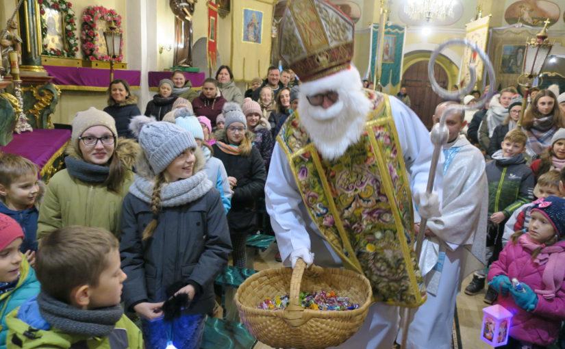 Św. Mikołaj wŁapszach Wyżnych