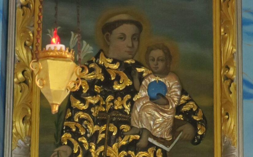 Święty Antoni – kaplica nacmentarzu